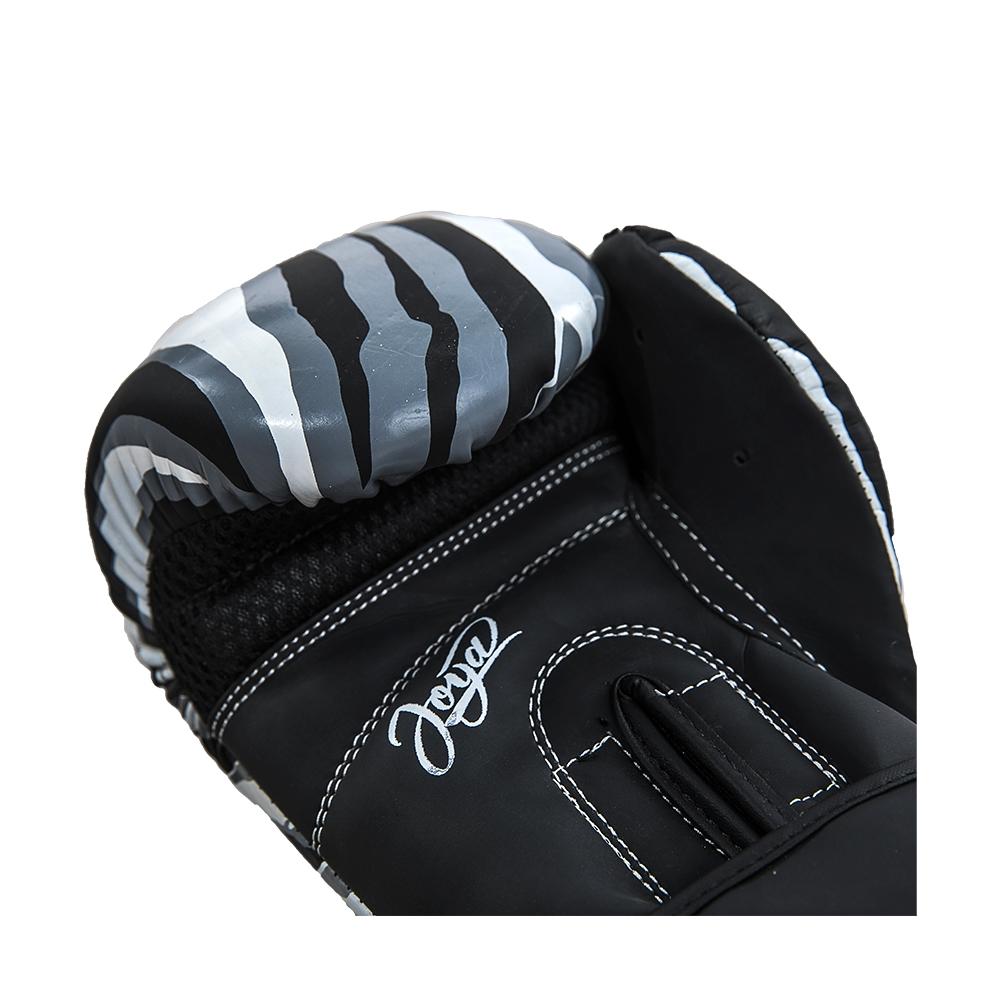 Joya Dames Handschoen - Witte Tijger - Kunstleer-541906