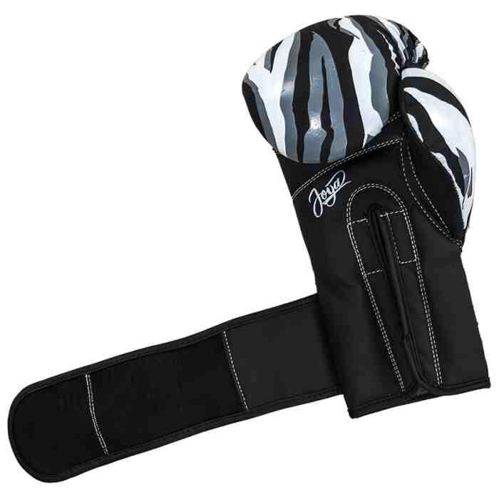 Joya Dames Handschoen - Witte Tijger - Kunstleer-541905