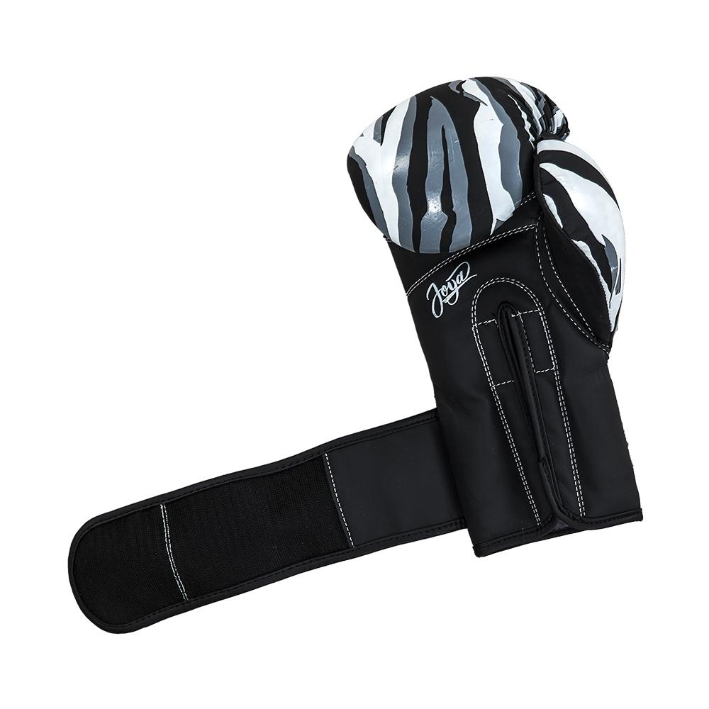 Joya Dames Handschoen – Witte Tijger – Kunstleer-541905