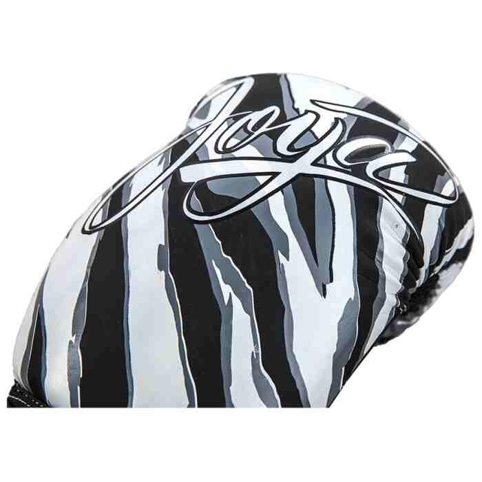 Joya Dames Handschoen - Witte Tijger - Kunstleer-541909