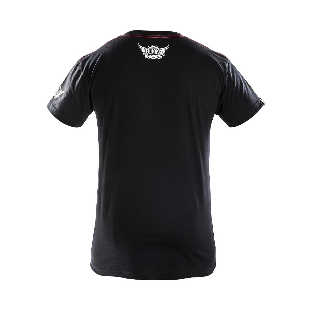 Joya Vlag T - Shirt - Marokko - Zwart-542003