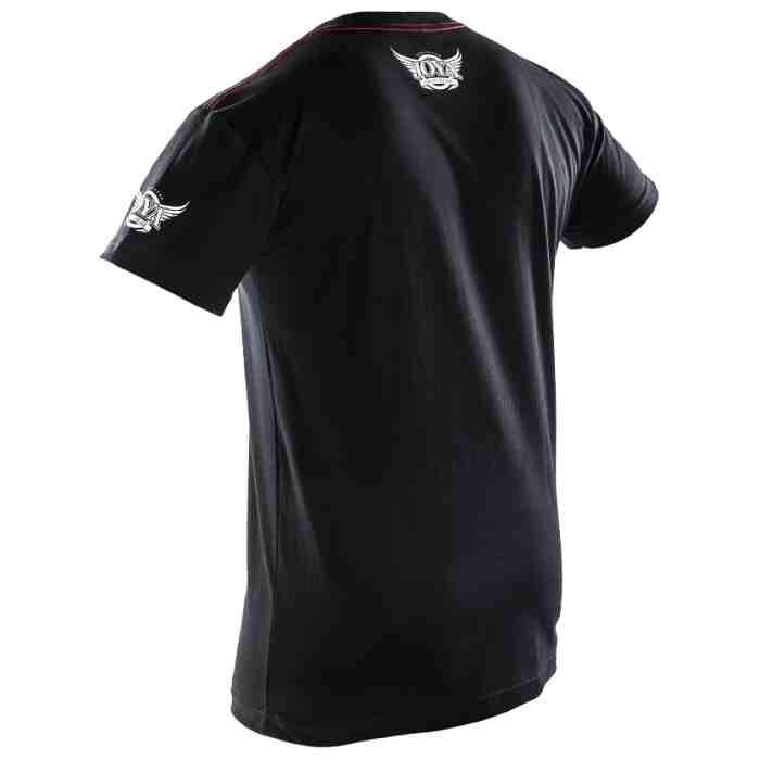 Joya Vlag T - Shirt - Marokko - Zwart-542005