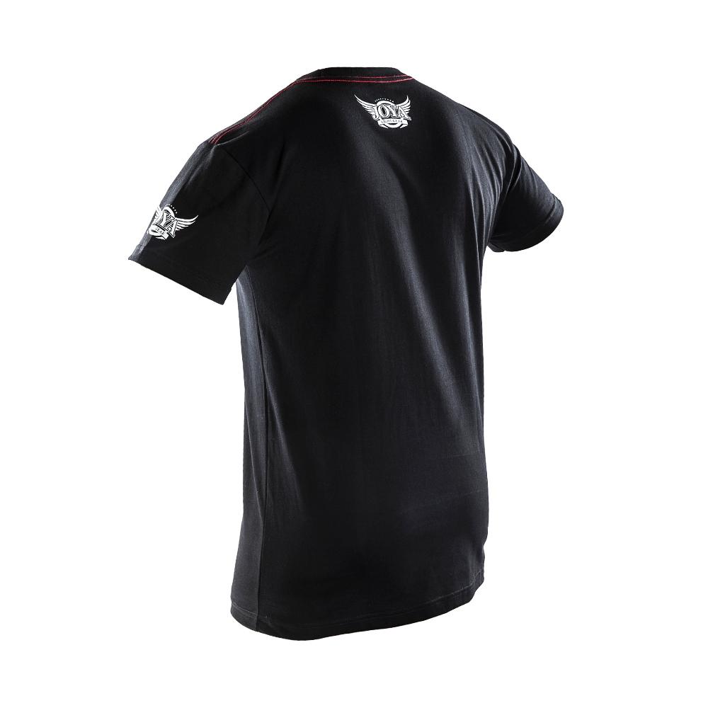 Joya Vlag T – Shirt – Marokko – Zwart-542005