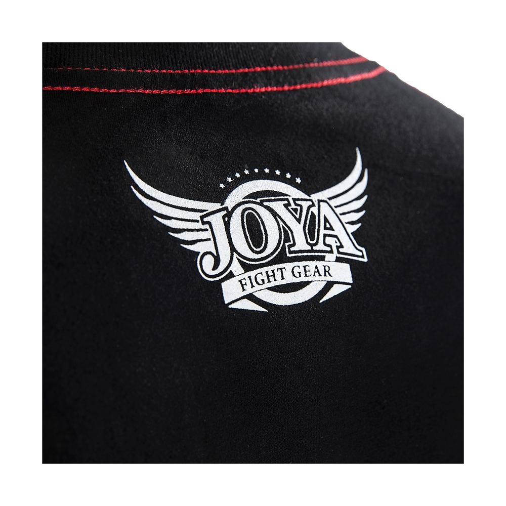 Joya Vlag T - Shirt - Marokko - Zwart-542004