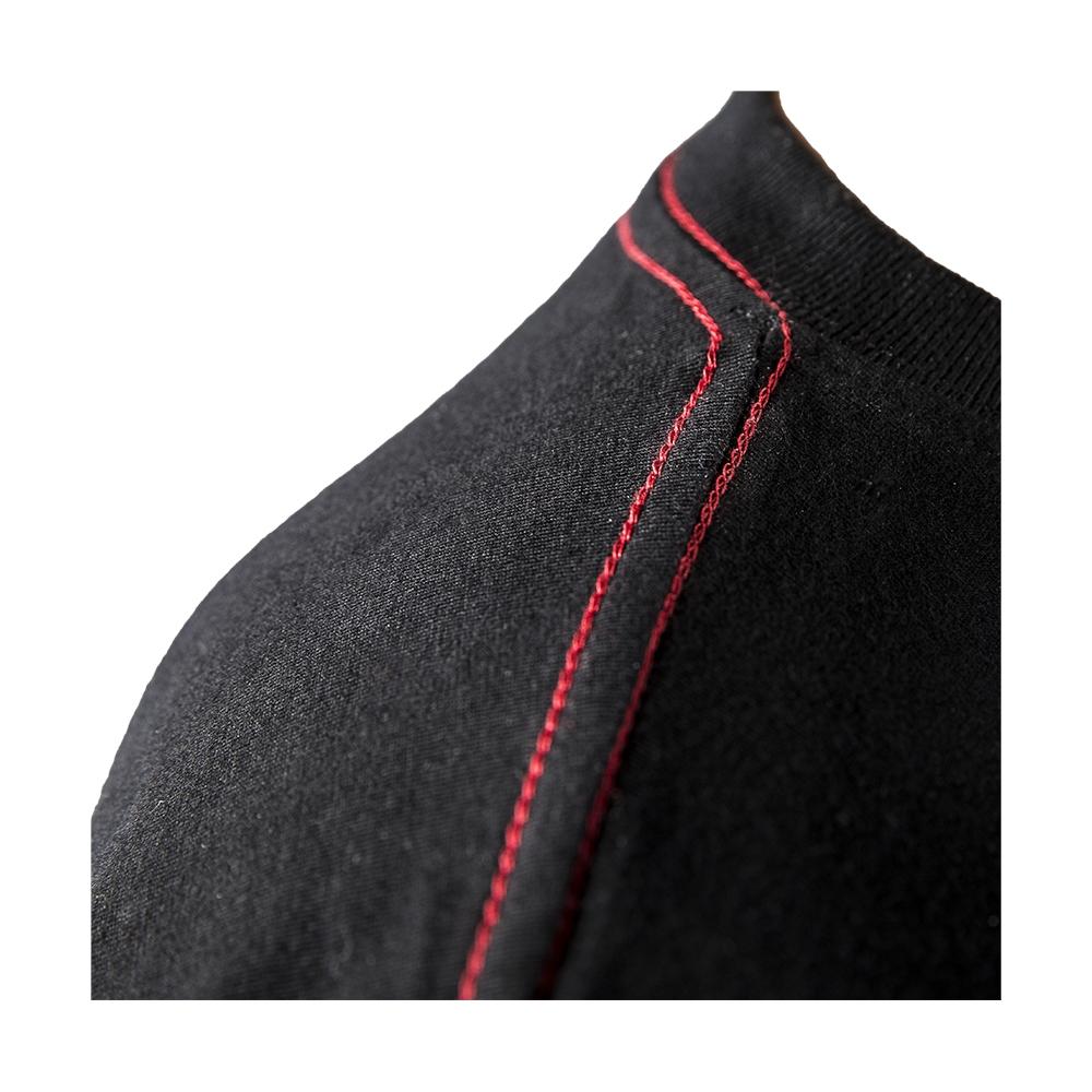Joya Vlag T - Shirt - Marokko - Zwart-542006