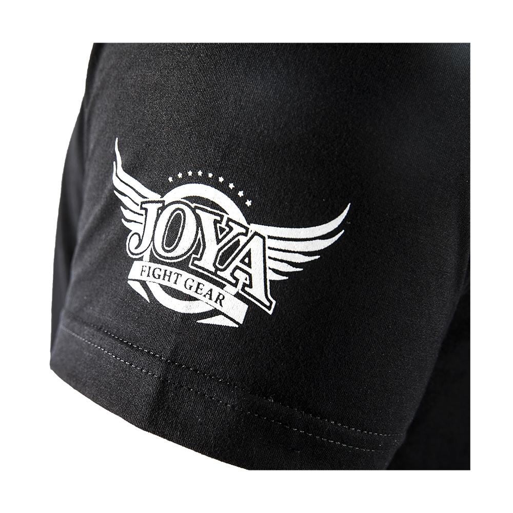 Joya Vlag T - Shirt - Marokko - Zwart-542007