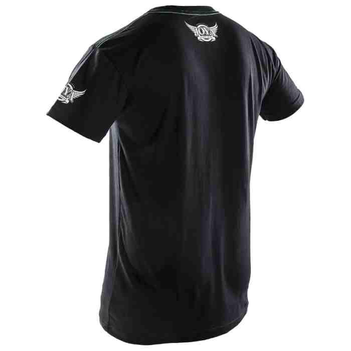 Joya Vlag T - Shirt - Suriname - Zwart-542011