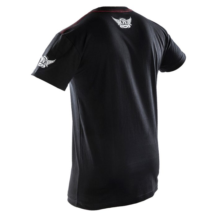 Joya Vlag T - Shirt - Turkije - Zwart-541996