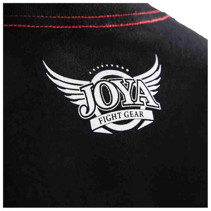 Joya Vlag T - Shirt - Turkije - Zwart-541997
