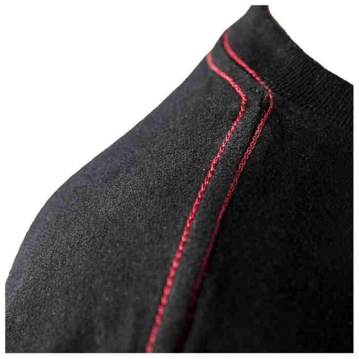 Joya Vlag T - Shirt - Turkije - Zwart-541999