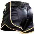Joya Thailand Kickboks Broek – Snake – Zwart Goud-542116