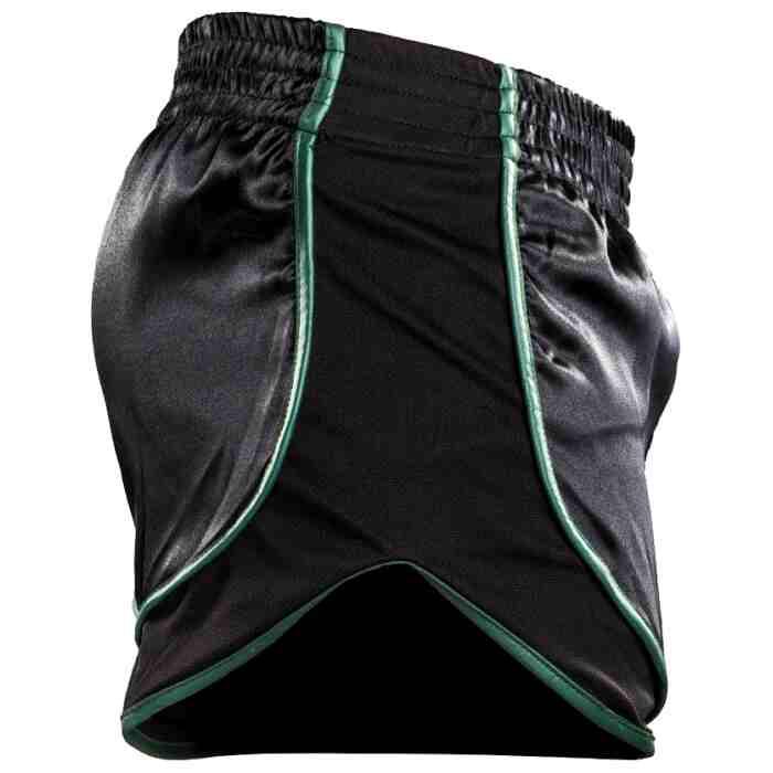Joya Thailand Kickboks Broek - Snake - Zwart Groen-542100