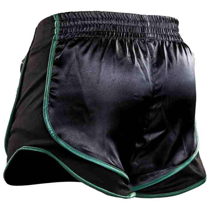 Joya Thailand Kickboks Broek - Snake - Zwart Groen-542102