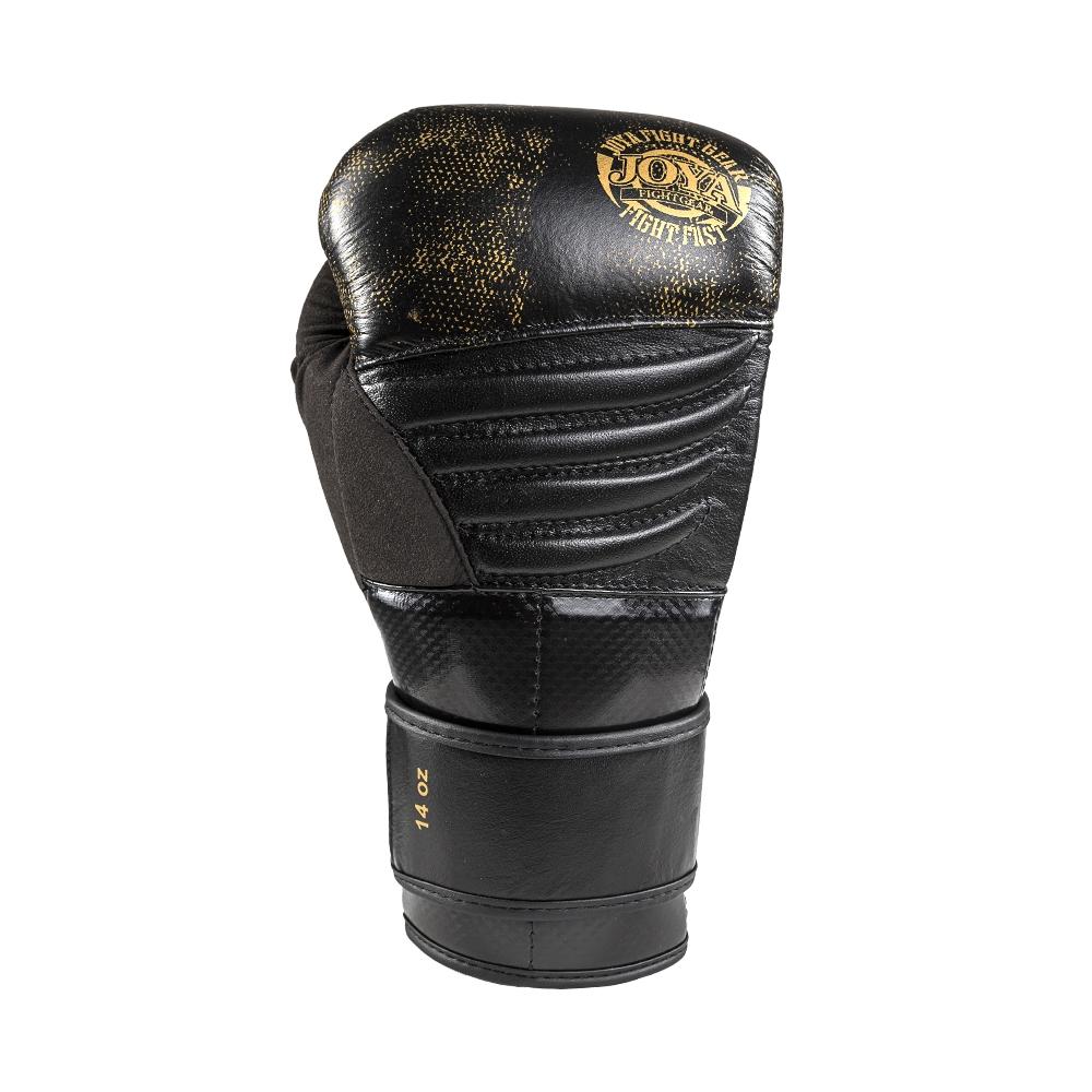 Joya Kickbokshandschoen Gold Falcon – Leer-542308