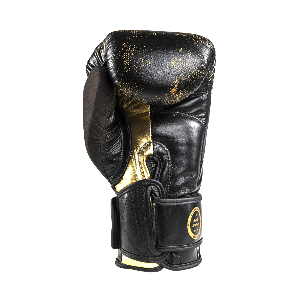 Joya Kickbokshandschoen Gold Falcon – Leer-542307