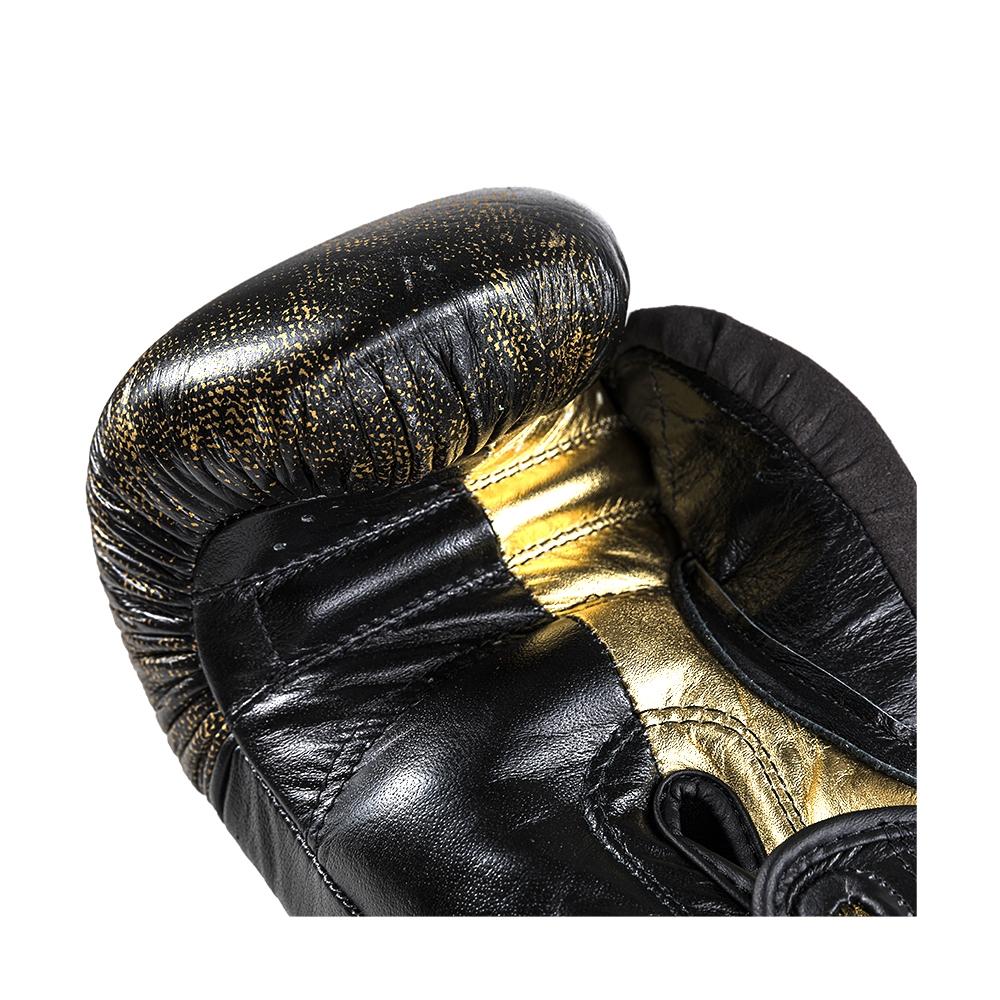 Joya Kickbokshandschoen Gold Falcon – Leer-542309
