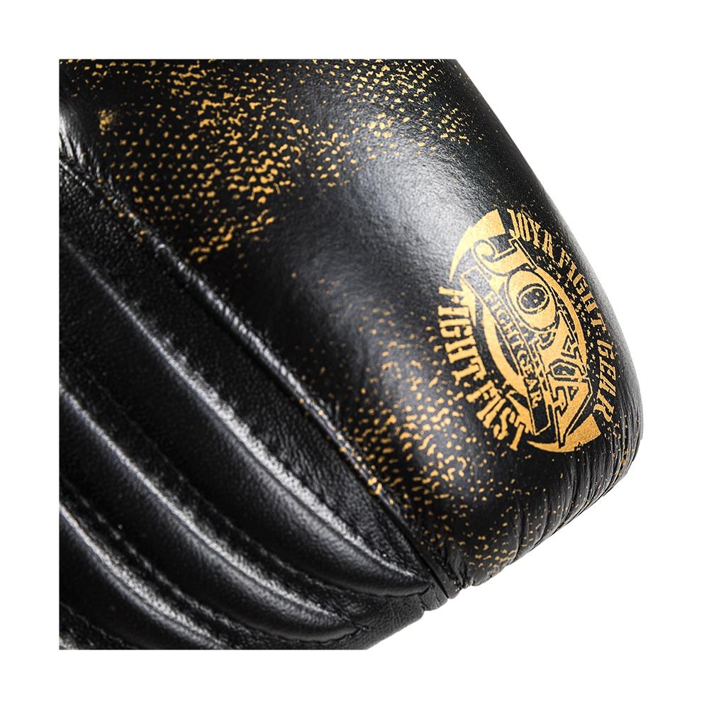 Joya Kickbokshandschoen Gold Falcon - Leer-542310