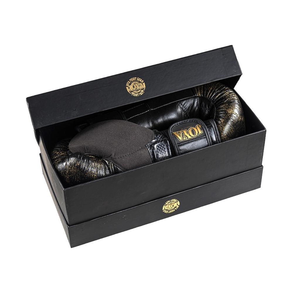 Joya Kickbokshandschoen Gold Falcon – Leer-542316