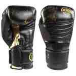 Joya Kickbokshandschoen Gold Falcon – Leer-0