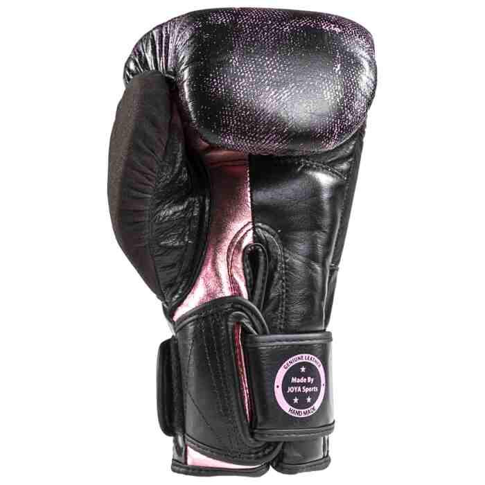 Joya Kickbokshandschoen Pink Falcon - Leer-542320