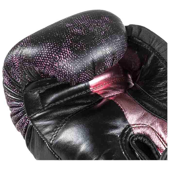 Joya Kickbokshandschoen Pink Falcon - Leer-542321