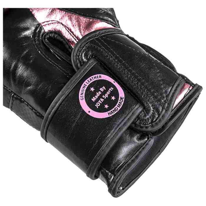 Joya Kickbokshandschoen Pink Falcon - Leer-542324