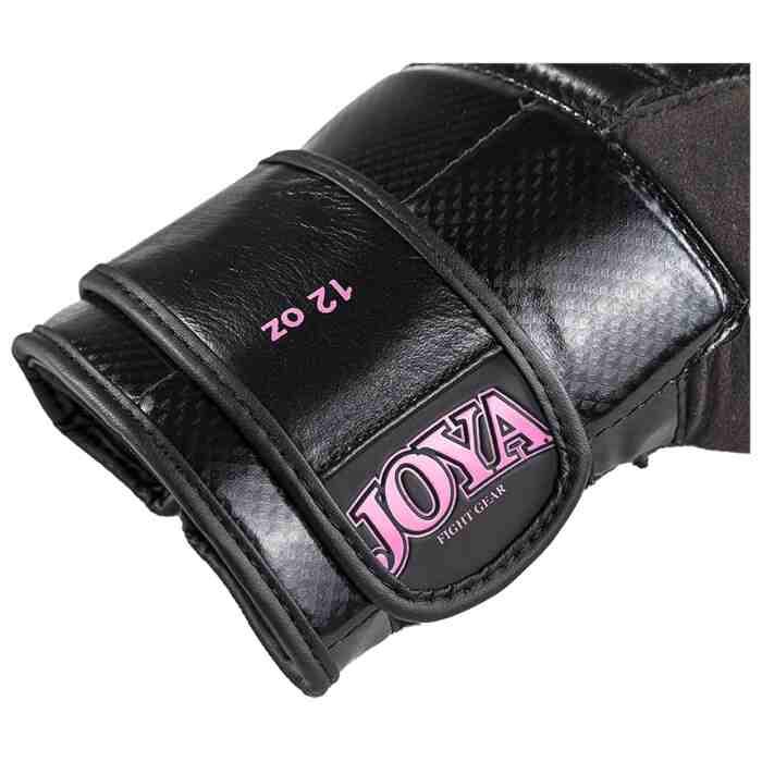 Joya Kickbokshandschoen Pink Falcon - Leer-542325