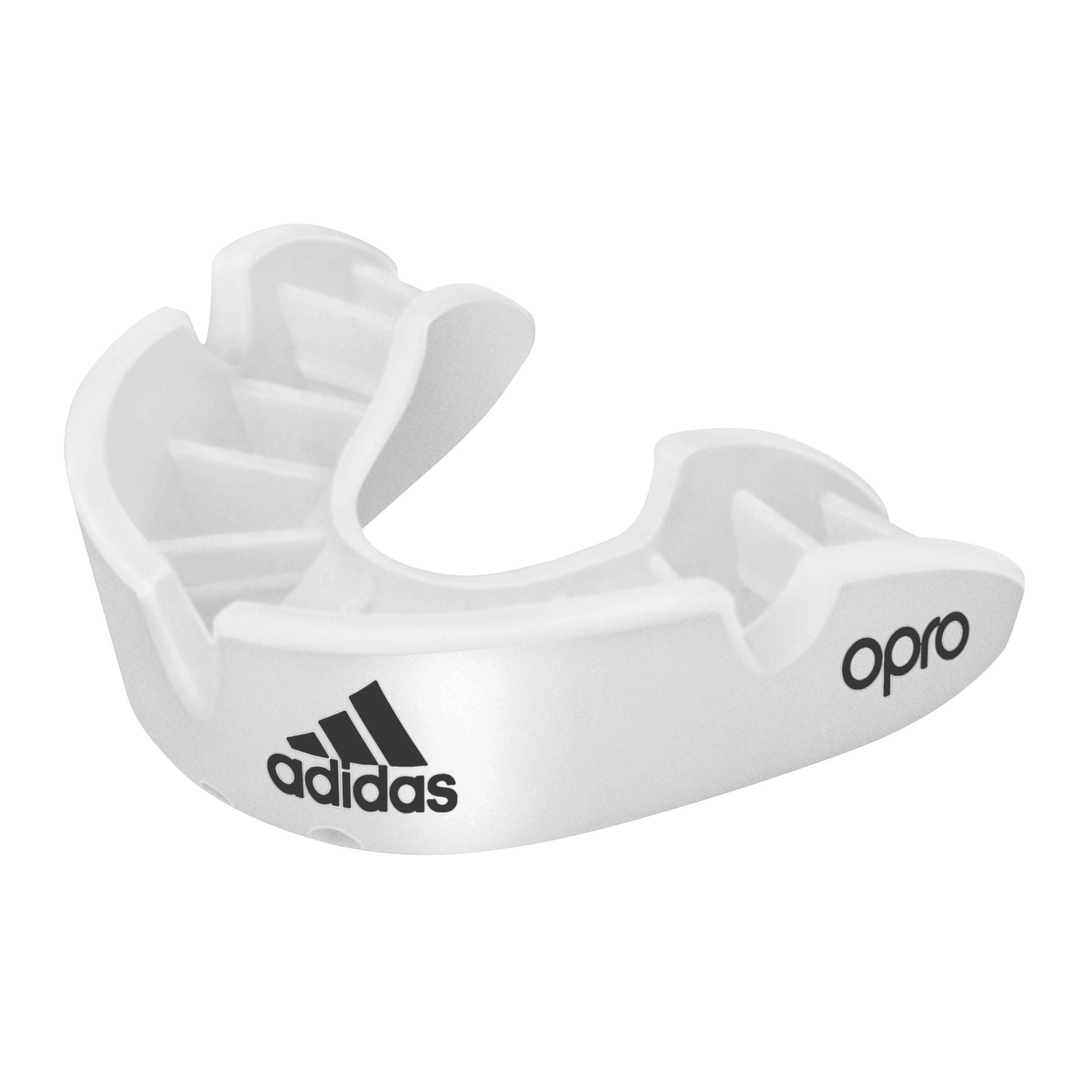 Adidas Gebitsbeschermer Gen4 Bronze - Wit Senior-0
