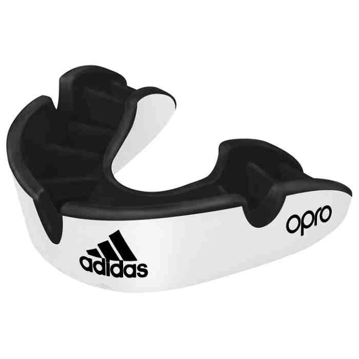 Adidas Gebitsbeschermer Gen4 Silver - Wit Junior-0