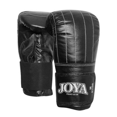 Joya Velcro Standard Zak Handschoen - Zwart-0