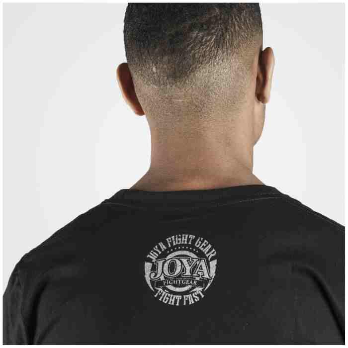 Joya Logo T - Shirt - Zwart met wit-542199