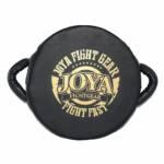 Joya Gear – Rond Stootkussen – Synthetisch Leer – Goud-0