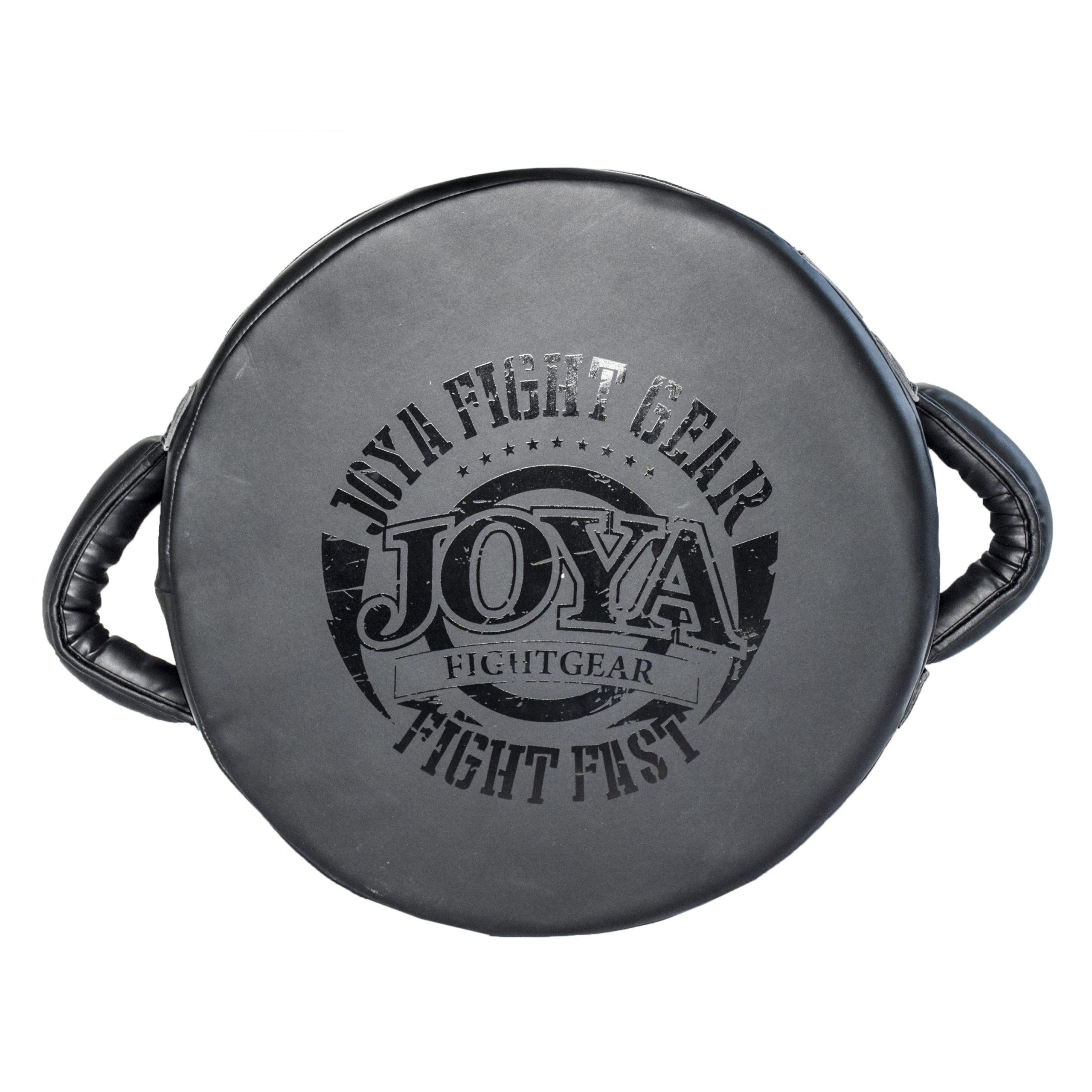 Joya Gear - Rond Stootkussen - Synthetisch Leer - Zwart/Zwart-0