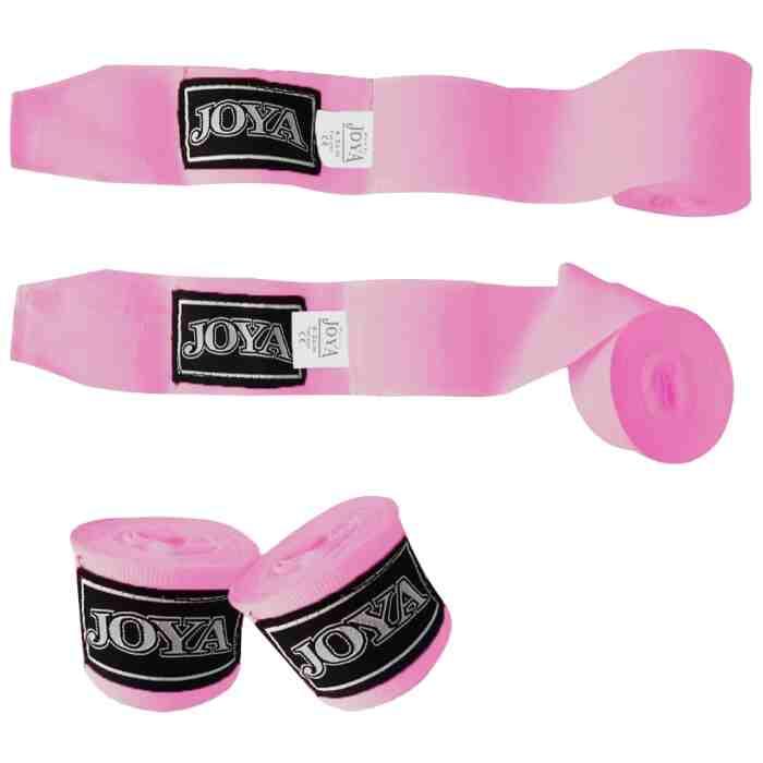 Joya Handbandage - Katoen - Roze - 280cm-0