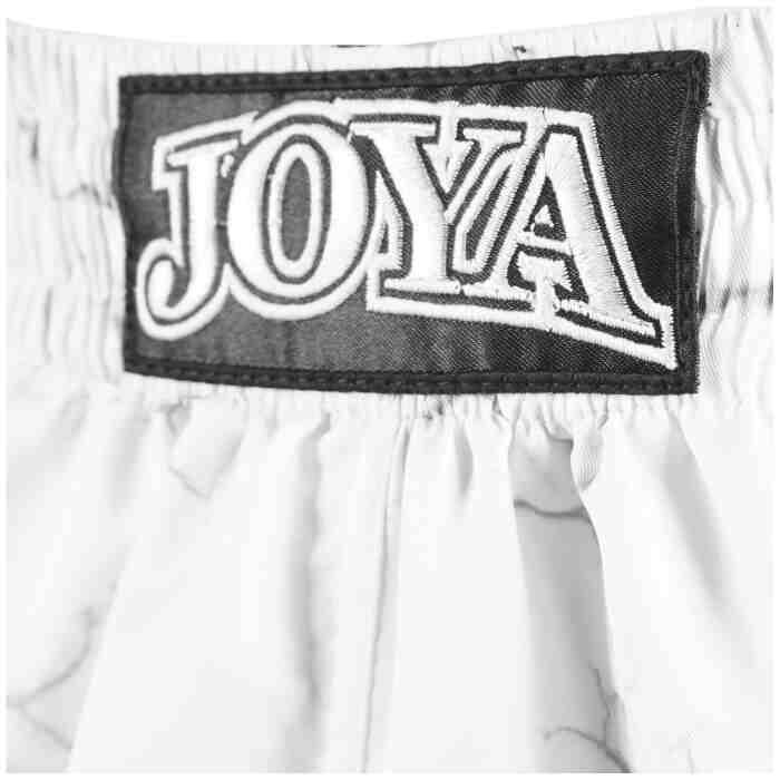 Joya Thailand - Kickboksbroek - Wit Marmer-542152