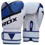 RDX Sports Bokshandschoenen BGR-F7 – Blauw-0