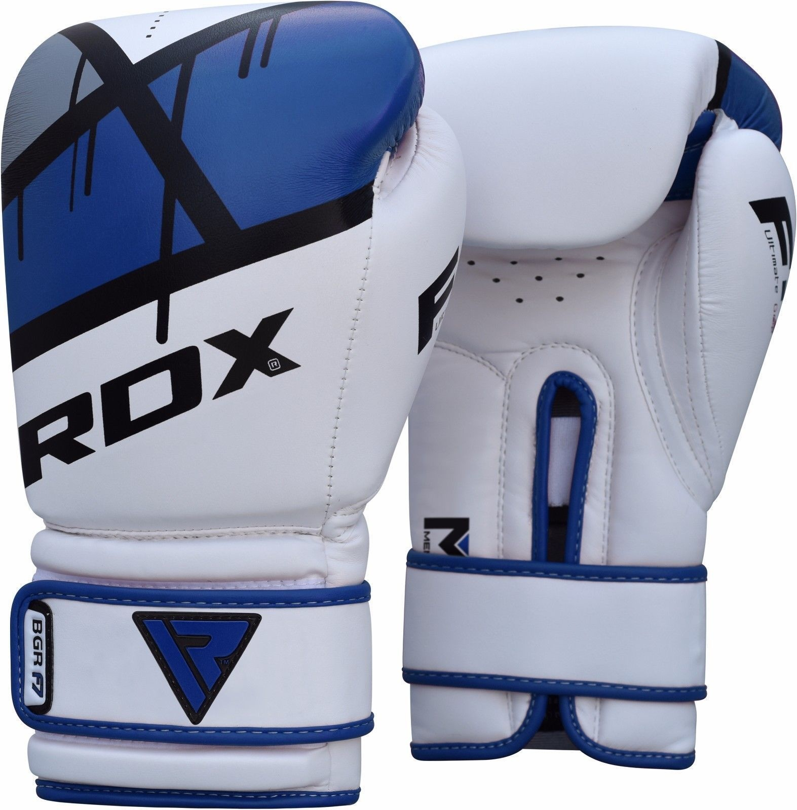 RDX Sports Bokshandschoenen BGR-F7 – Rood-538601