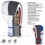 RDX Sports Bokshandschoenen BGR-F7 – Roze-535830
