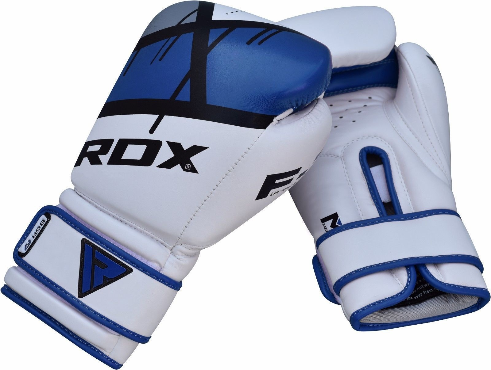 RDX Sports Bokshandschoenen BGR-F7 – Rood-538608