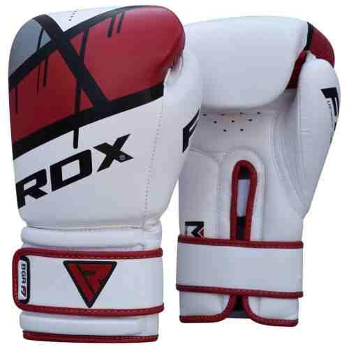 RDX Sports Bokshandschoenen BGR-F7 - Rood-0