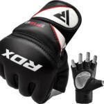 RDX Sports Grappling Gloves Model GGRF-12 – Zwart-0
