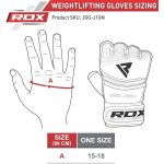RDX Grappling Gloves Kids – Zwart met roze-538701