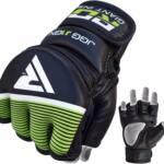 RDX Grappling Gloves Kids – Zwart met roze-538695
