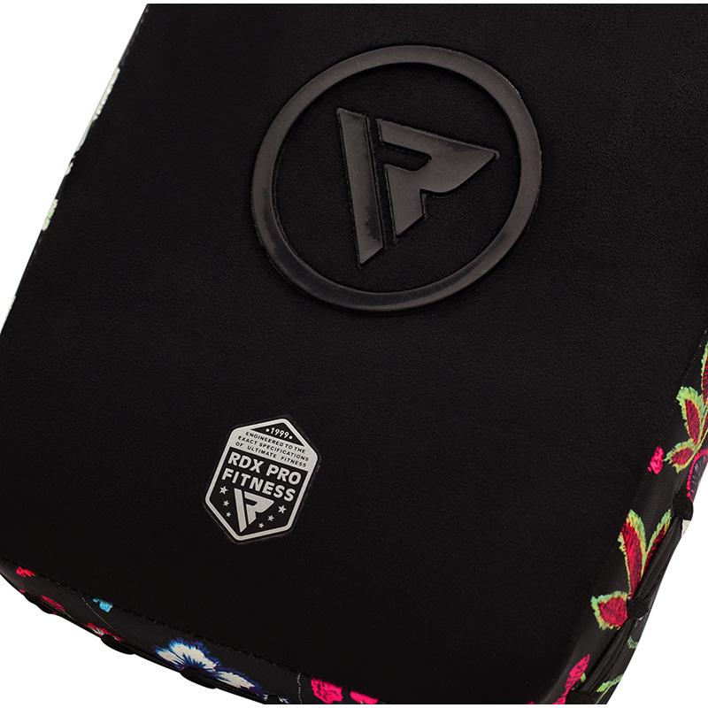 RDX Focus Pads Floral - Zwart met wit-538732