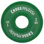 Crossmaxx Elite Fractional Plate – Per stuk – 1.0 kilo-0