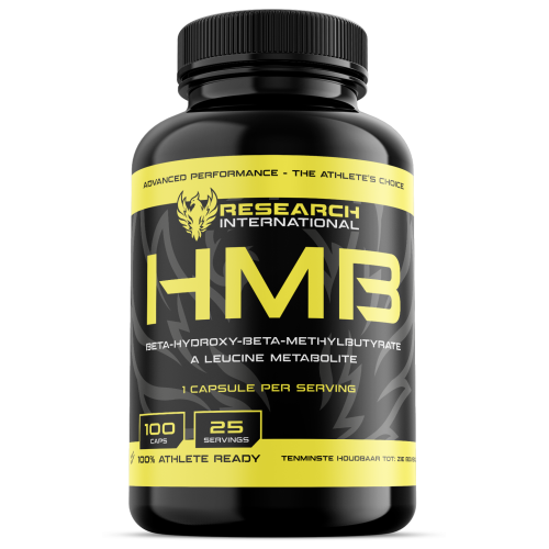 Research HMB 1000mg - 120 capsules-0