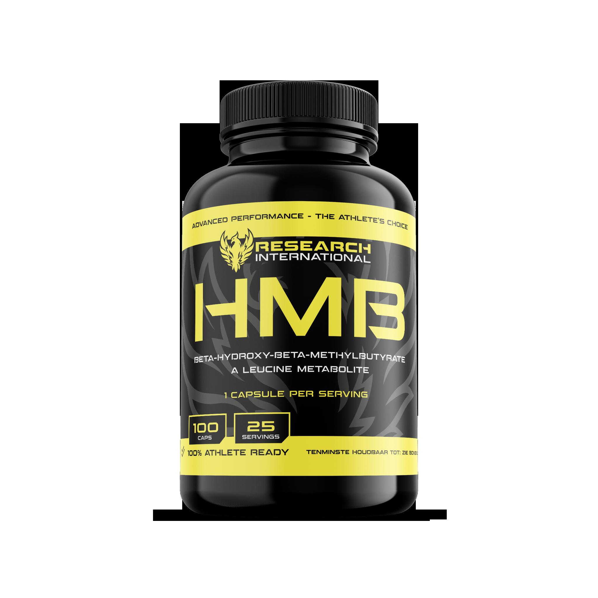Research HMB 1000mg - 120 capsules-0