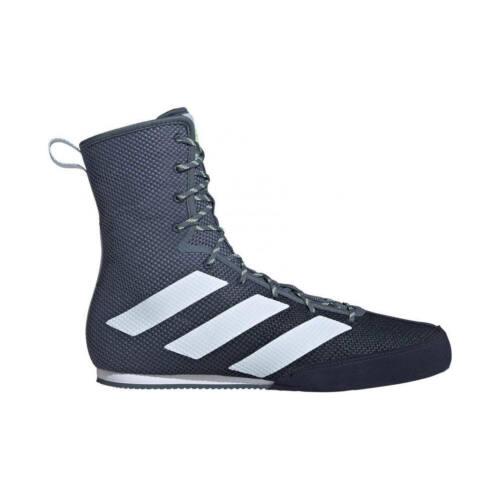 Adidas Boksschoenen - Box Hog 3 Legacy Blauw - jokasport.nl