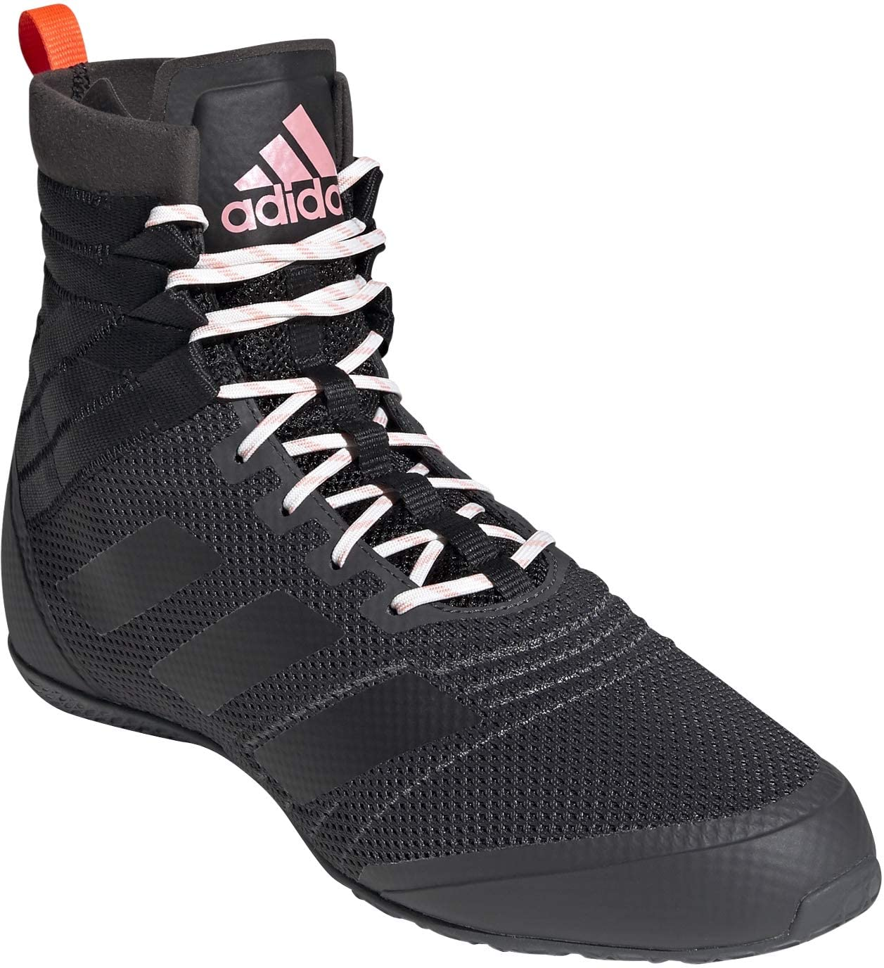 Adidas Boksschoenen – Speedex 18 Zwart Rood – 1 – jokasport.nl