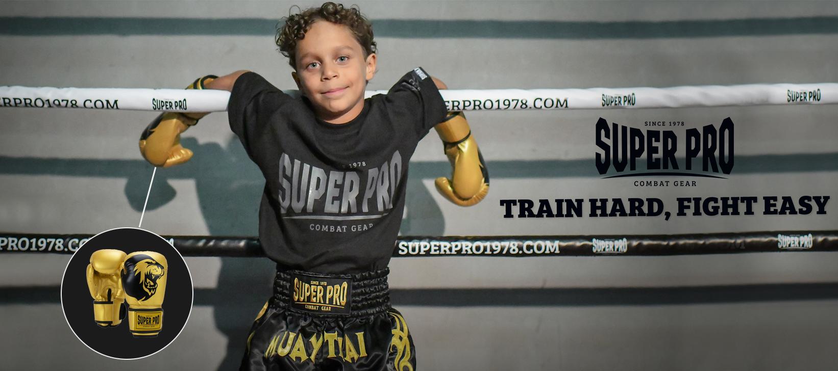 Super Pro Talent handschoenen